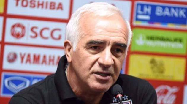 Profil, Biodata, dan Riwayat Roberto Carlos Mario Gomez Pelatih Baru Persib Lengkap