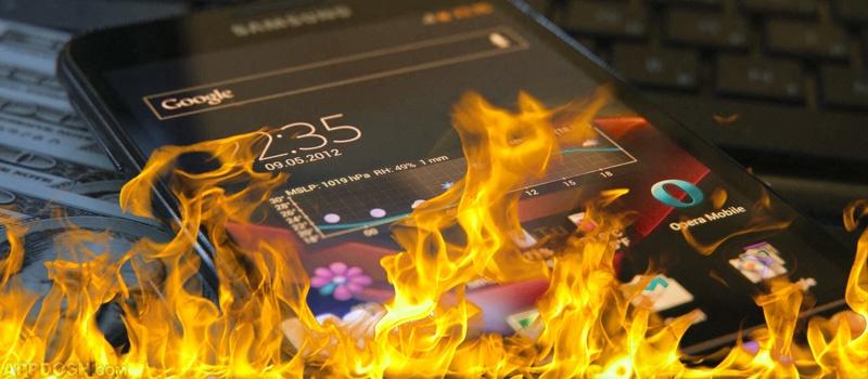 Penyebab dan Solusi Agar HP Android Tidak Cepat Panas