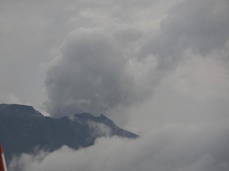 Bagaimana Kondisi Gunung Agung Terkini? Pagi Ini Erupsi Lagi