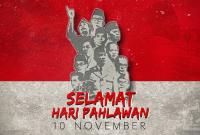 Kumpulan Kata Mutiara Ucapan Hari Pahlawan 10 November