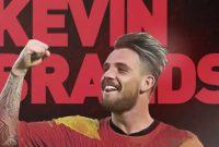Profil, Biodata, dan Riwayat Karir Lengkap Kevin Brands Gelandang Baru Bali United Asal Belanda