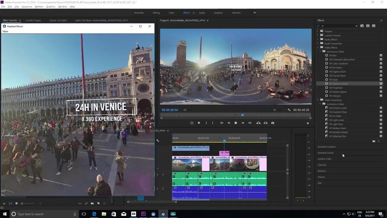 Free Download Adobe Premiere Pro CC 2018 v12.0.1 Update Terbaru Full