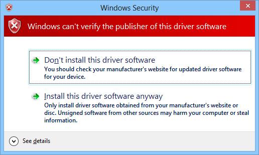 Cara Mematikan dan Menghidupkan Driver Signature Enforcement Windows