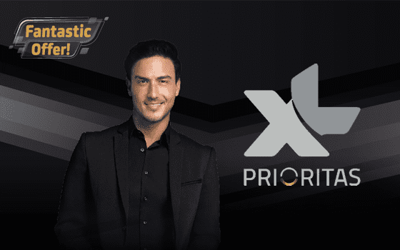 Paket Internet XL Prioritas