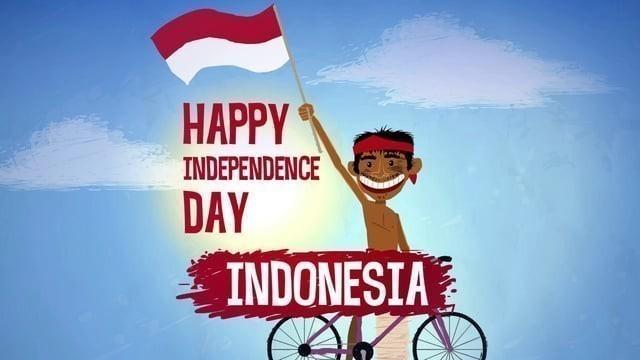 Kumpulan Gambar Ucapan Hari Kemerdekaan Indonesia ke 73 (17 Agustus 2018) Terbaru