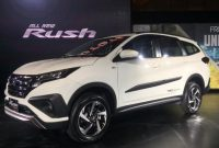 Spesifikasi Lengkap All New Rush 2018