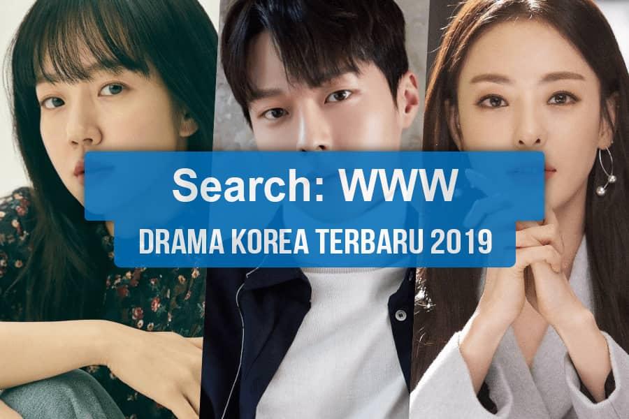 Sinopsis Tanggal Rilis Jadwal Drama Korea Search: WWW Bahasa Indonesia