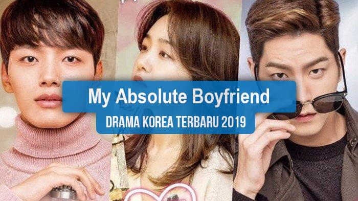 Sinopsis Tanggal Rilis Jadwal Drama Korea My Absolute Boyfriend Bahasa Indonesia