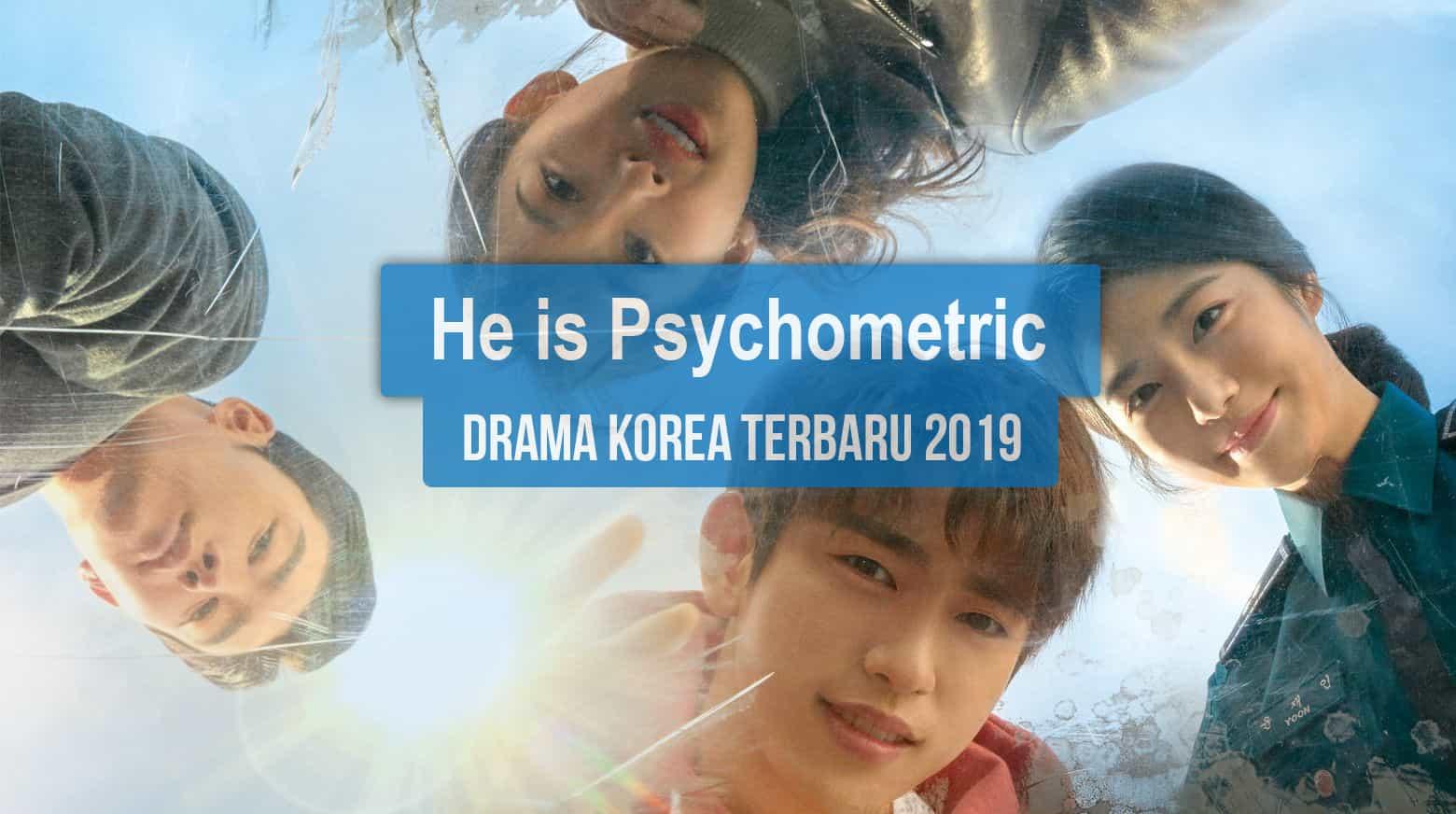 Sinopsis Tanggal Rilis Jadwal Drama Korea He is Psychometric Bahasa Indonesia