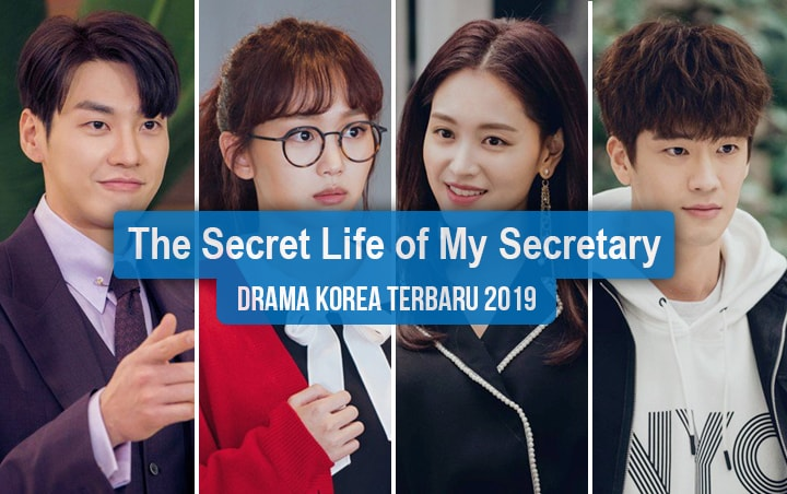 Sinopsis Tanggal Rilis Jadwal Drama Korea The Secret Life of My Secretary Bahasa Indonesia
