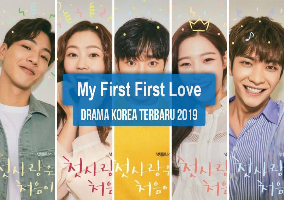 Sinopsis Tanggal Rilis Jadwal Drama Korea My First First Love Bahasa Indonesia