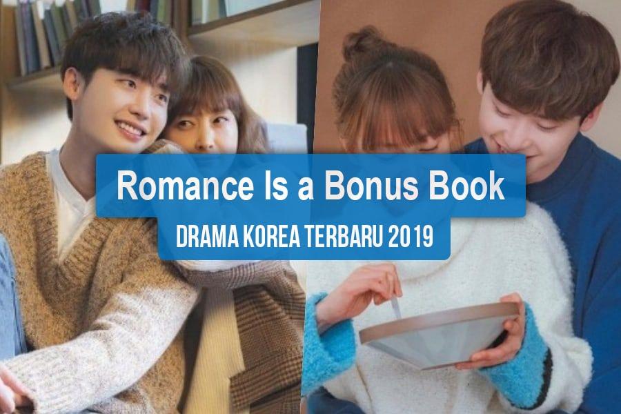 Sinopsis Tanggal Rilis Jadwal Drama Korea Romance Is a Bonus Book Bahasa Indonesia