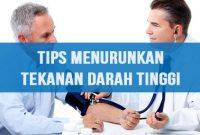Tips Cara Alami Paling Ampuh Mengatasi/Menurunkan Tekanan Darah Tinggi dengan Cepat