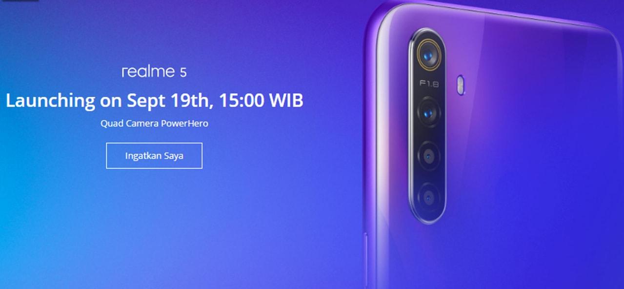 Resmi Rilis di Indonesia, Ini Dia Kelebihan dan Kekurangan Realme 5 September 2019