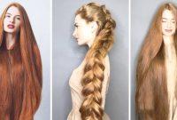 5 Cara Mudah dan Cepat Memanjangkan Rambut Secara Alami