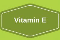 Kumpulan Manfaat Vitamin E Untuk Kulit dan Kesehatan Tubuh Lengkap