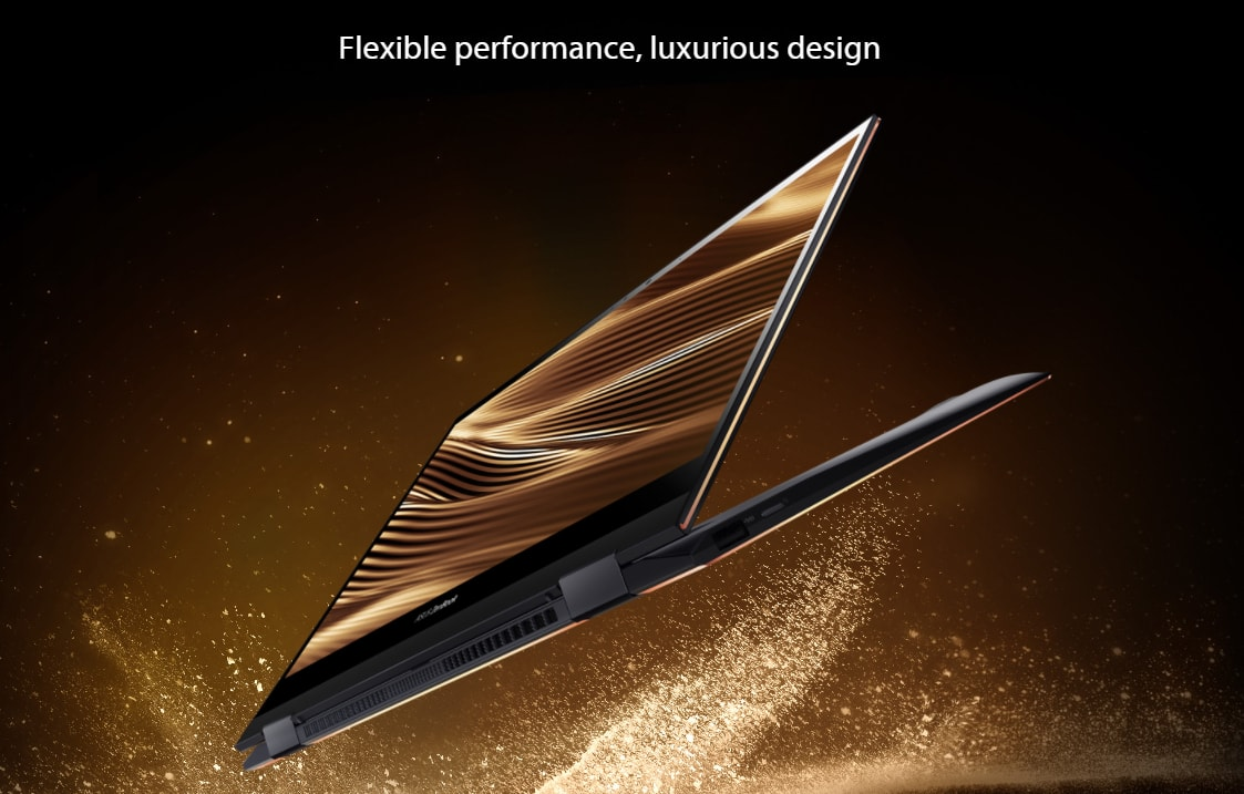 Ngoding Makin Lancar dengan ASUS Zenbook Flip S (UX371)